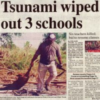 Remembering Aitape's Tsunami 14 Years On
