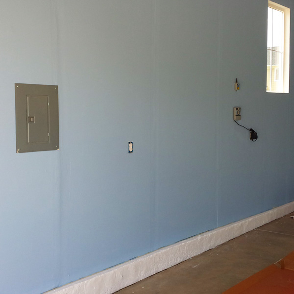 Indoor And Garage Paint An Important Part Of What We Do