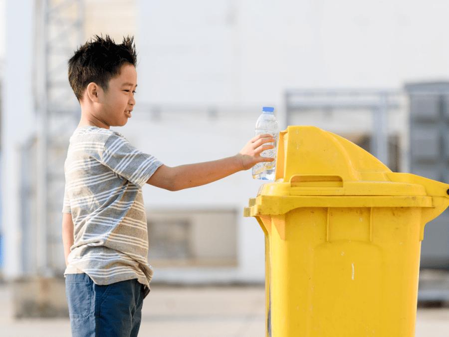 recylce plastic
