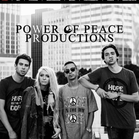 Power of Peace Productions