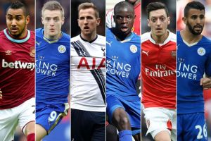 PFA of the year nominees