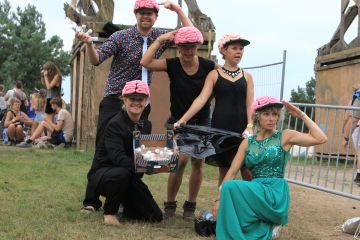 Eko Team buduje świadomość ekologiczną uczestników festiwalu