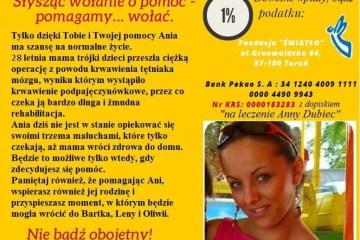 Pomóżmy Ani i jej rodzinie. Licytujcie ostatnie, dostępne karnety na Garbicz Festival!