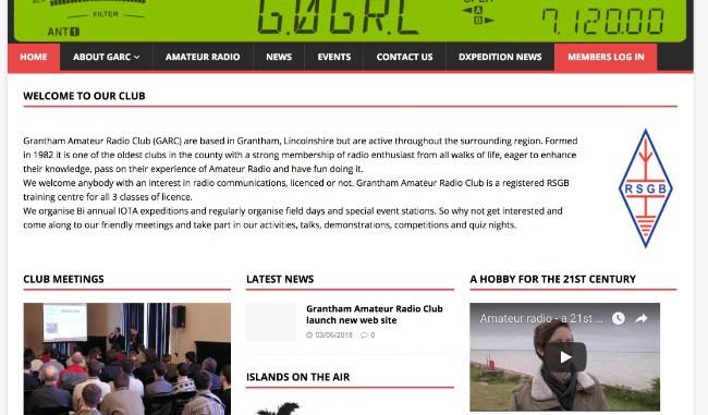 GARC Screen Shot