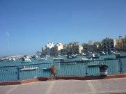 Marsaxlock near the port