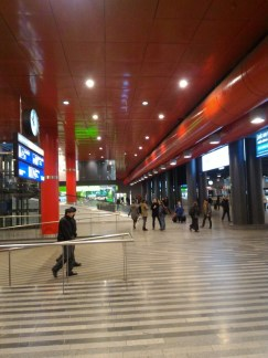 central station Praga