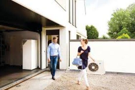 Sistema de Calefaccion y climatizacion altherma Daikin
