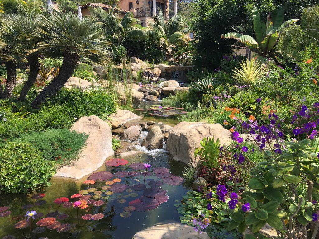 Artificial Plants Koi Ponds
