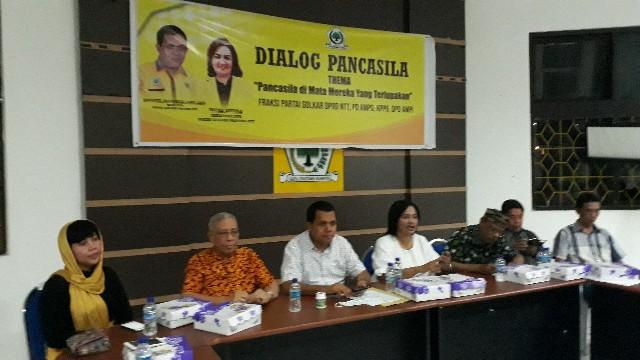 Partai Golkar Jadikan Satgas Human Trafficking Sebagai Program Kerja Nasional
