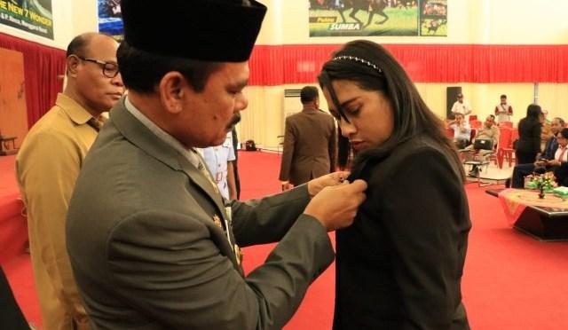 """Satyalencana"" Wujud Kesetiaan & Tangggung Jawab Aparatur Sipil Negara"