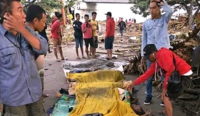 Tragis; 1.763 Korban Jiwa Gempa & Tsunami Palu-Catatan BNPB