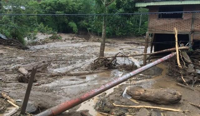 22 Orang Wafat & 15 Hilang Akibat Banjir dan Longsor di Sumut dan Sumbar