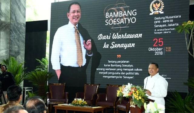 'Ungkap Sepak Terjang Bamsoet' – Dari Wartawan ke Senayan