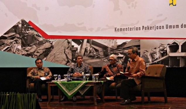 Kemen PUPR : Pentingnya Aspek Kebencanaan dalam Perencanaan Pembangunan Daerah