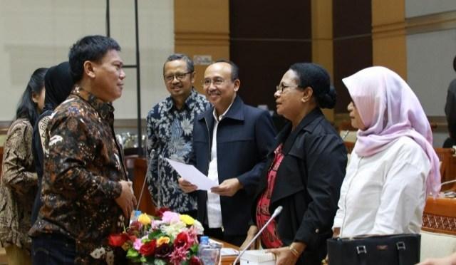 Anggaran Kemen PPPA Minim, Menteri Yohana:'Kerja Maksimal!'