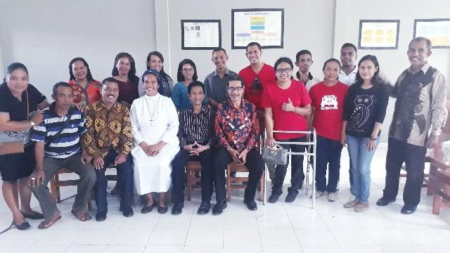 Alumni SMK Swastisari Kupang Prakarsai Pesta Emas Sekolah
