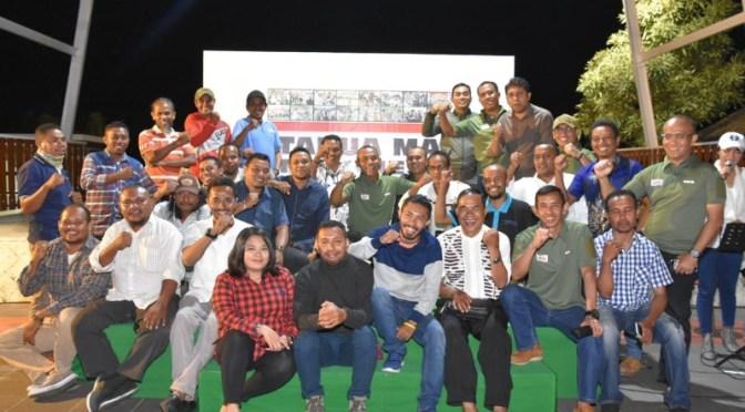 'Tabua Ma Tnek Mese' – Silaturahmi Danrem 161/WS dan Wartawan