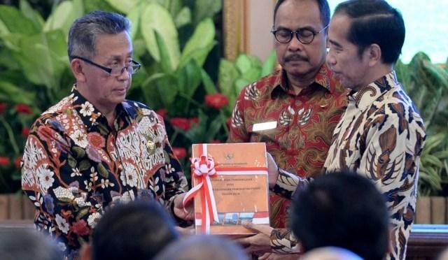 Presiden Jokowi Apresiasi, Rapor Pemerintah WTP 3 Tahun Berturut-turut