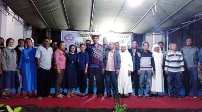 70 Mahasiswa STIPAS KAK Jalani 'Live In' di Rote Ndao