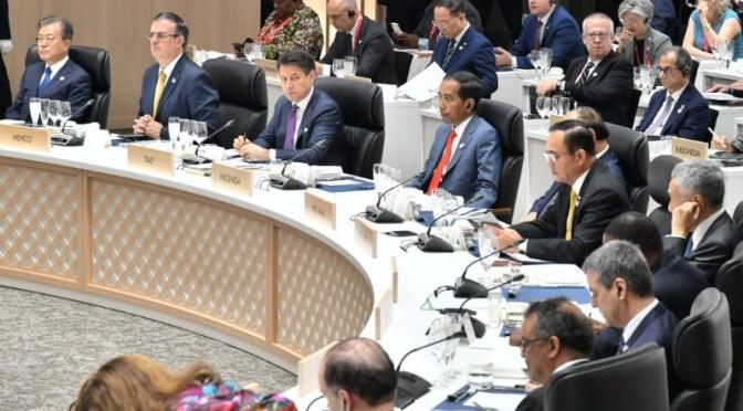 Presiden Jokowi Bawa Usulan 'IDEA Hub' di KTT G20
