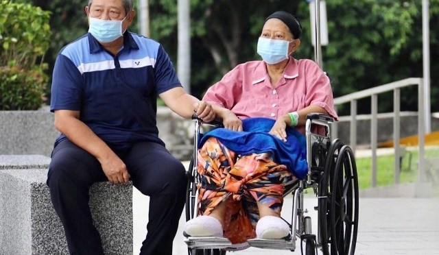 Ibu Ani Yudhoyono Wafat di National University Hospital Singapura