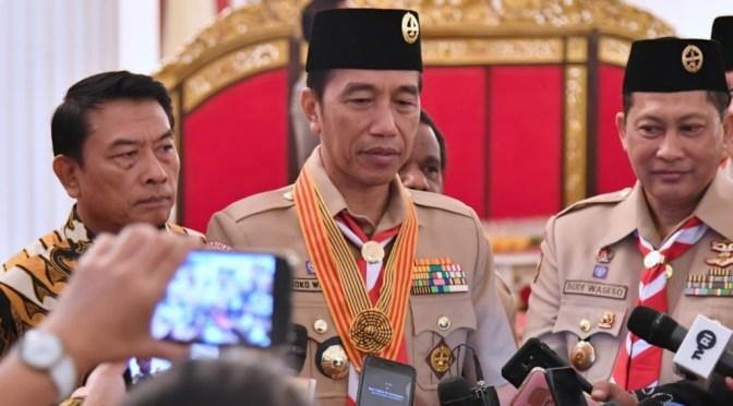 Kasus Novel Baswedan, Presiden Jokowi Beri Waktu Tiga Bulan bagi Tim Teknis