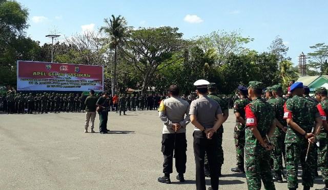 RI 4 Kunjungi Dekranasda NTT, Korem 161/WS Gelar Pengamanan VVIP