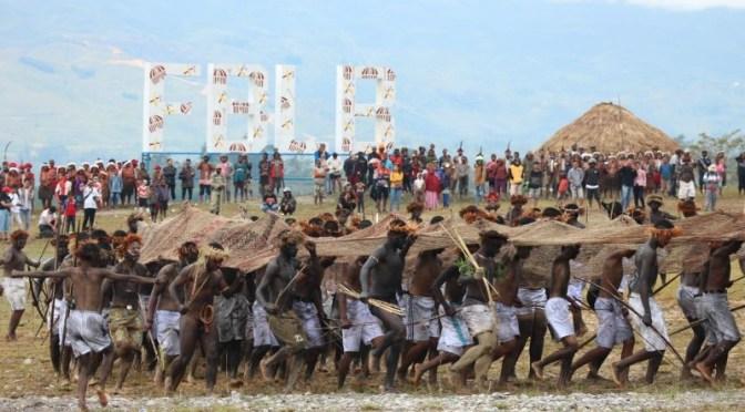 'Festival Lembah Baliem'—Perempuan, Anak & Warisan Pemersatu Bangsa