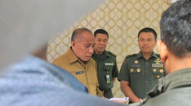 Universitas Pertahanan & Pemprov NTT Kolaborasi Atasi Persoalan Perbatasan