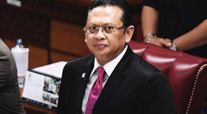 Bambang Soesatyo Resmi Jadi Ketua MPR RI Periode 2019—2024