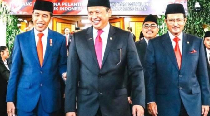 Pelantikan Presiden dan Kabinet Telah Selesai, Saatnya Bekerja
