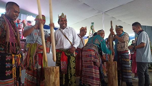 Festival Seni & Budaya TTS di Jakarta, Bupati Tahun Apresiasi Penyelenggara