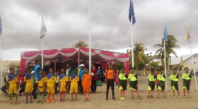 Plan International Dukung Kompetisi Olahraga Siswa Nasional di Aesesa