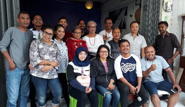 Bedah Buku 'Kuasa Media di Indonesia', Media & Warganet Tangkal Isu Intoleransi