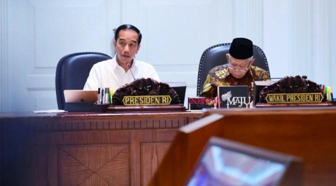 Presiden : Kebijakan Fiskal 2021 untuk Perkuat Daya Tahan Ekonomi Nasional