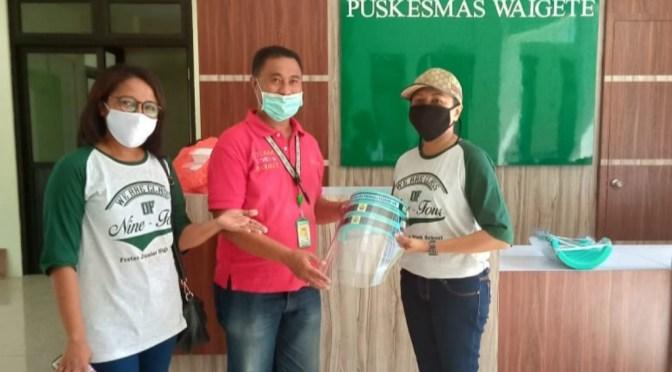 IKADIYATA '94 Sebar APD, Masker dan Sembako bagi Faskes dan Rumah Sakit