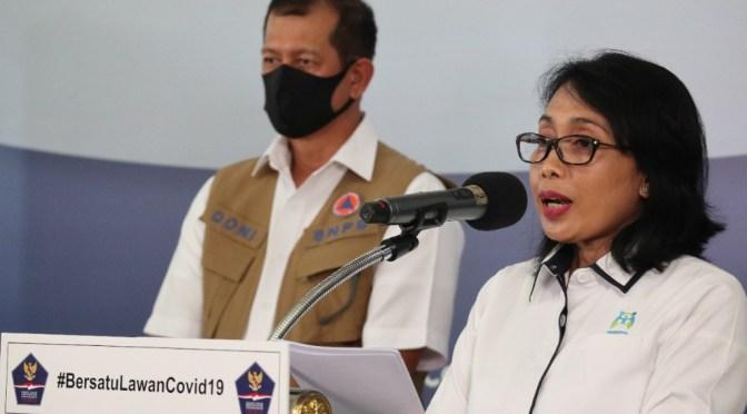 Menteri Bintang : 94 Perempuan & 26 Anak Positif Covid-19
