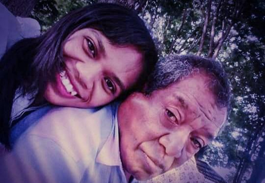 'Bagi Ayah' Doa Putri Bungsu Mauk Martinus dari Desa Anakalang