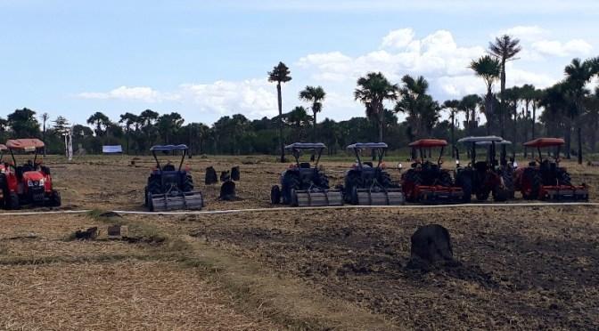 40 Hektar Lahan di Desa Manusak Digarap Jadi Lahan Program TJPS