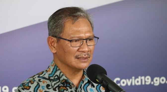Jubir Covid-19: Jangan Kembali ke Jakarta, Keluar Masuk Jakarta Wajib Ada SIKM