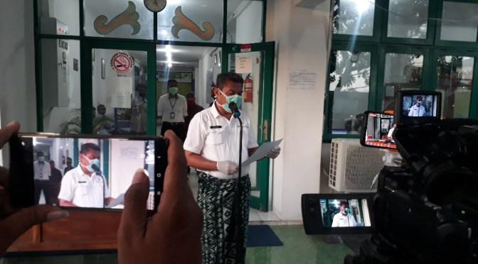 Domi Mere : Dua Pasien Covid di Ende dan Sikka Sembuh, Tak Ada Kasus Baru