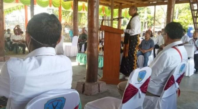 Di Nagekeo, VBL : Tugas Utama Pemerintah Bebaskan Rakyat dari Kemiskinan