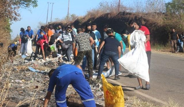 Konsistensi Gerakan Peduli Sampah Bersihkan Wajah Kotor Kota Kupang