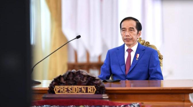 Empat Pesan Presiden Jokowi untuk Pendidikan Tinggi Indonesia