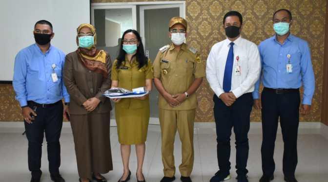 HUT Ke-58 Bank NTT, Manajemen Keliling Bantu APD & Helat Donor Darah