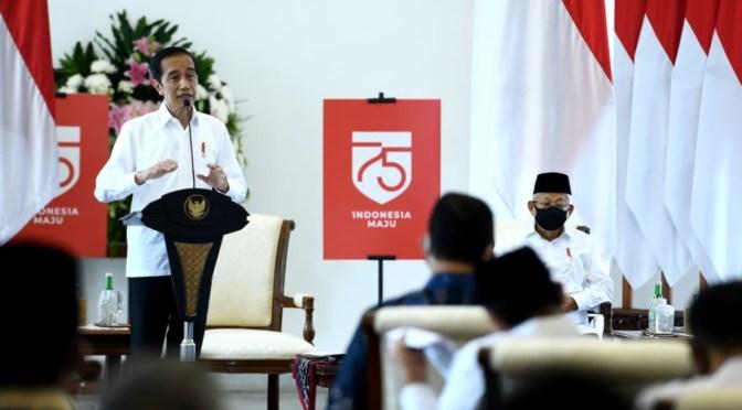 Anggaran Endap di Bank 170 Triliun, Presiden : Percepat Belanja Daerah