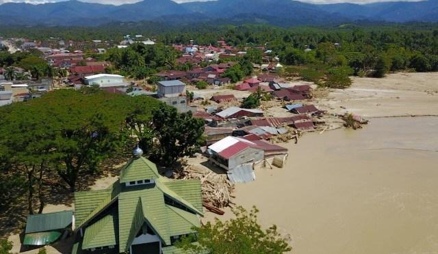 Pascabanjir di Luwu Utara, 36 Orang Tewas & Lebih dari 3.000 KK Mengungsi