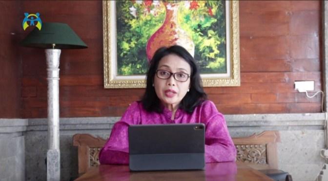 Menteri PPPA : Bijak Berinternet, Hak Anak Terpenuhi Namun Tetap Terlindungi