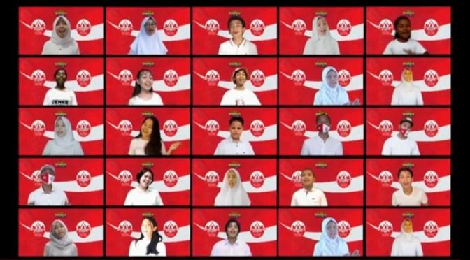 12 Butir Suara Anak Indonesia dalam Hari Anak Nasional 2020