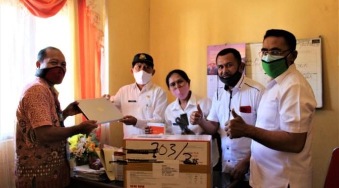 """Catat Setiap Anak"" Plan Indonesia Bantu Alat Kerja untuk Disdukcapil Nagekeo"